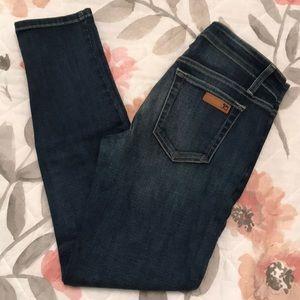 Joe's Jeans Sz 26 Melissa Skinny Jeans